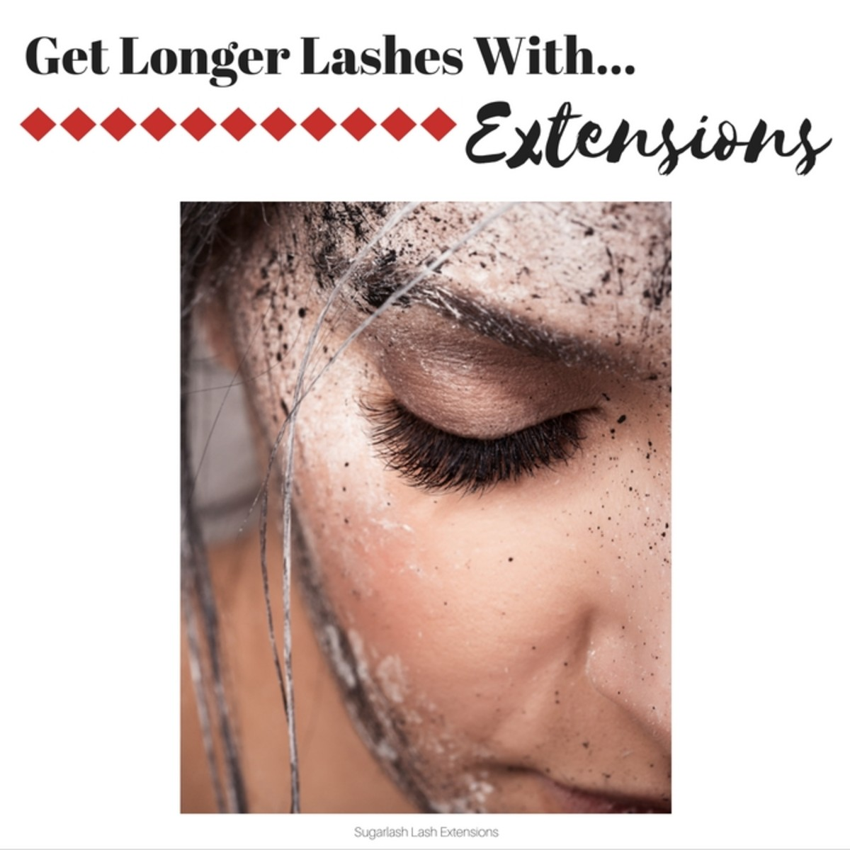 Get Longer Lashes with Extensions