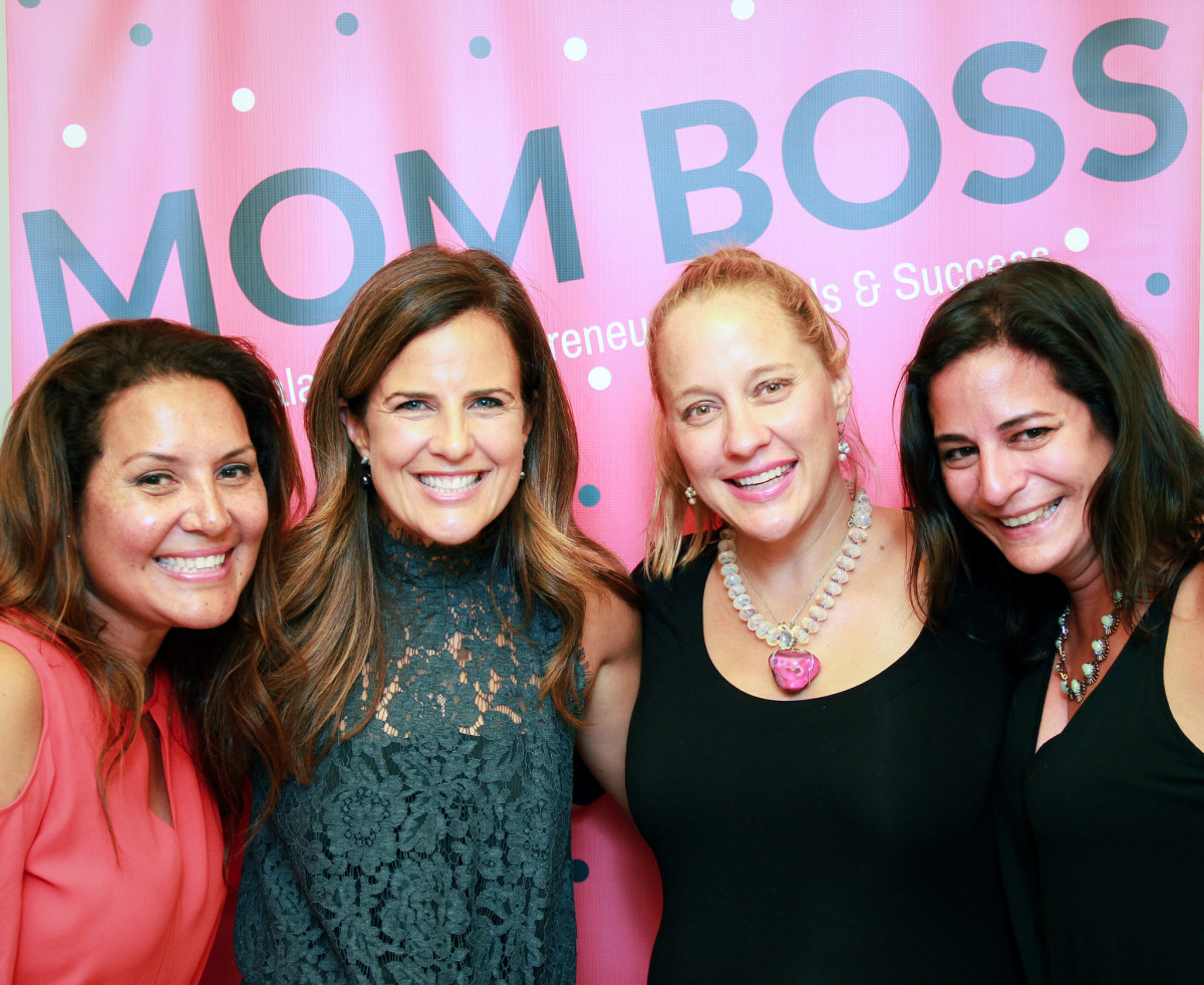 mom boss attendees