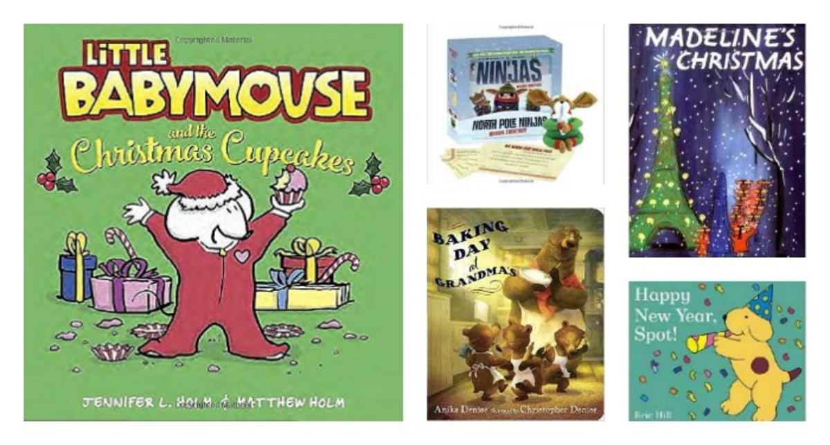 holiday book picks for kids - Best Christmas Books For Kids