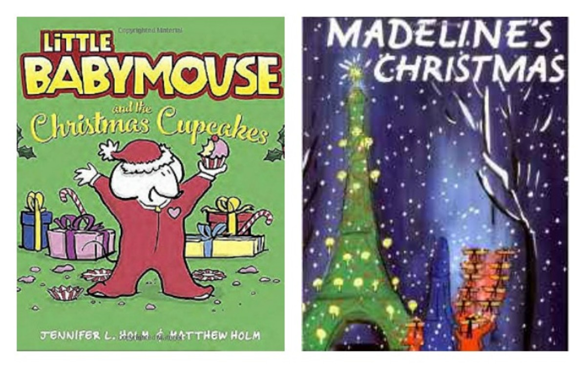 Holiday Book Picks for Kids