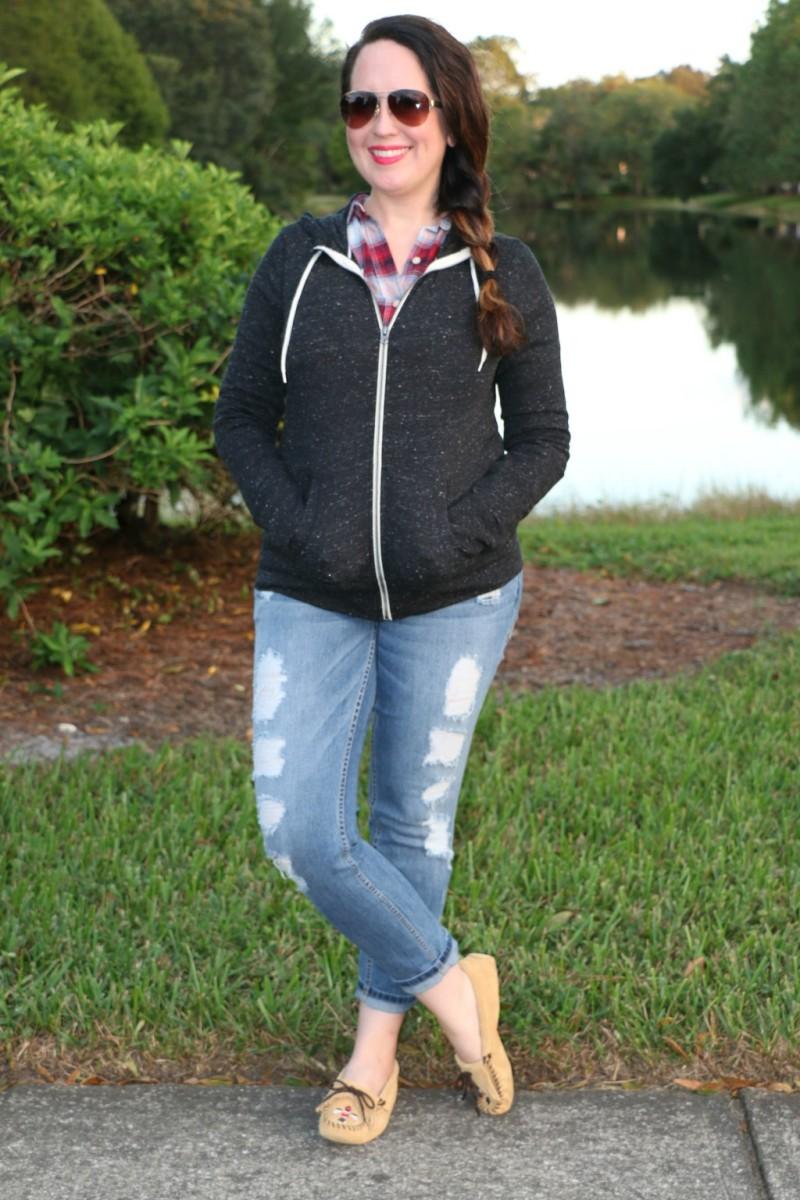 hoodie-look