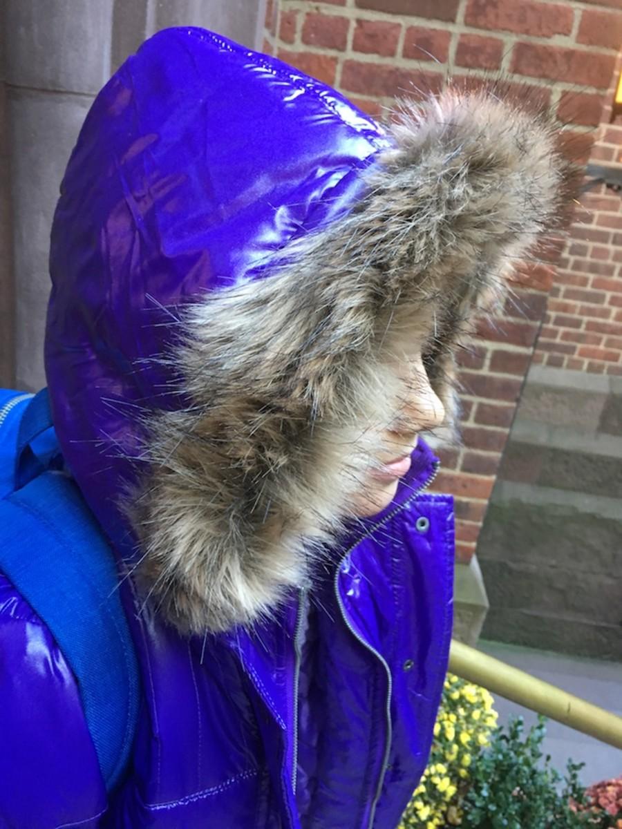 fur-hood