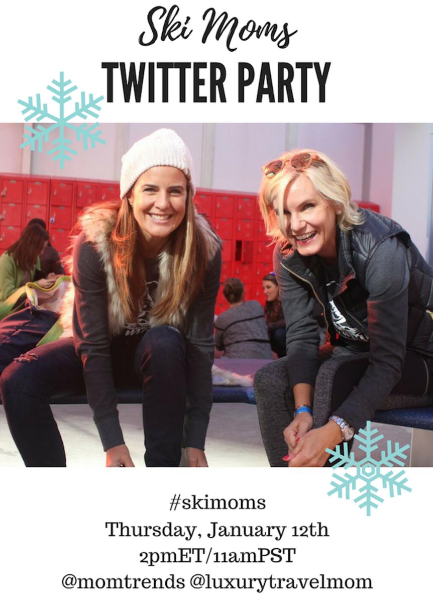 Ski Moms Twitter Party