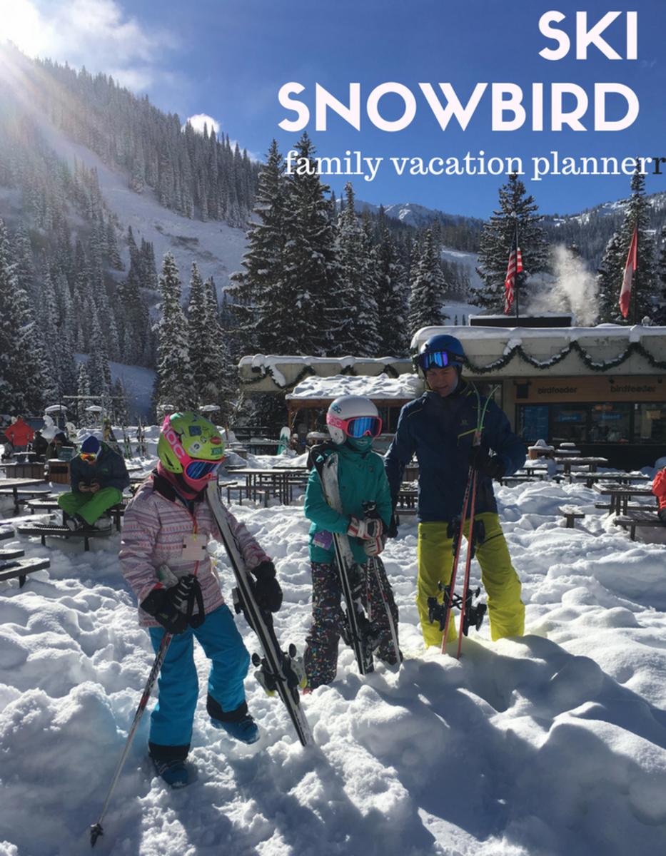 ski snowbird