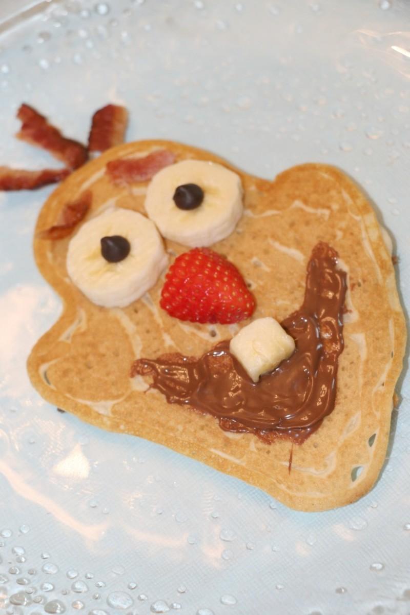 Olaf pancakes