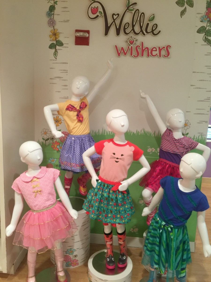 wellie wishers clothes