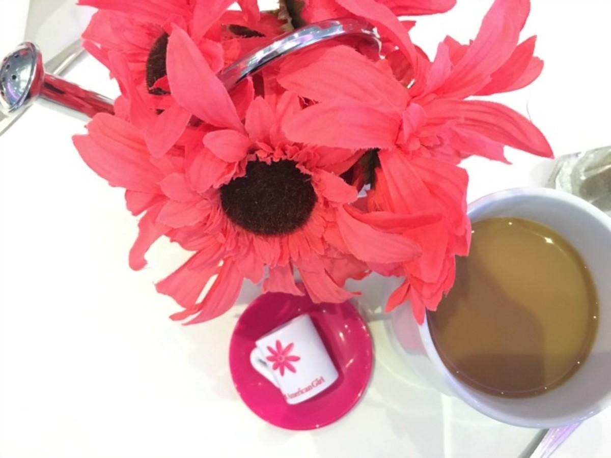 american girl coffee