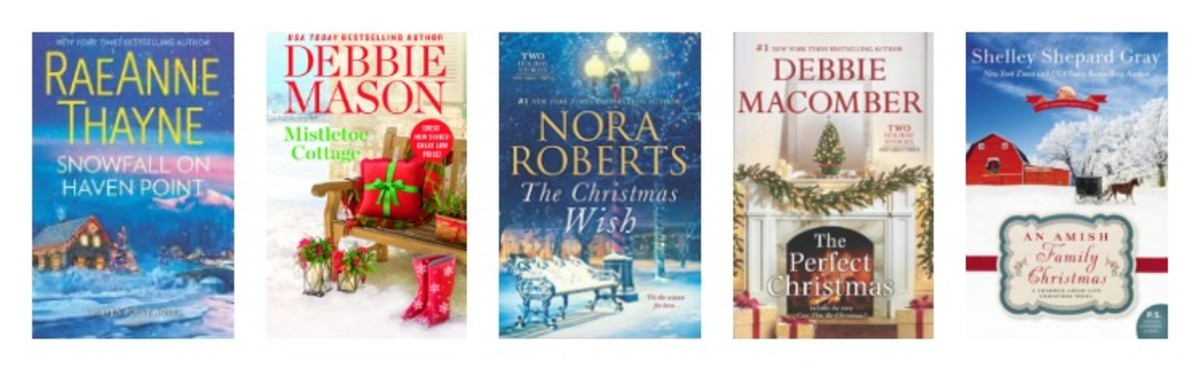 Holiday Book Releases