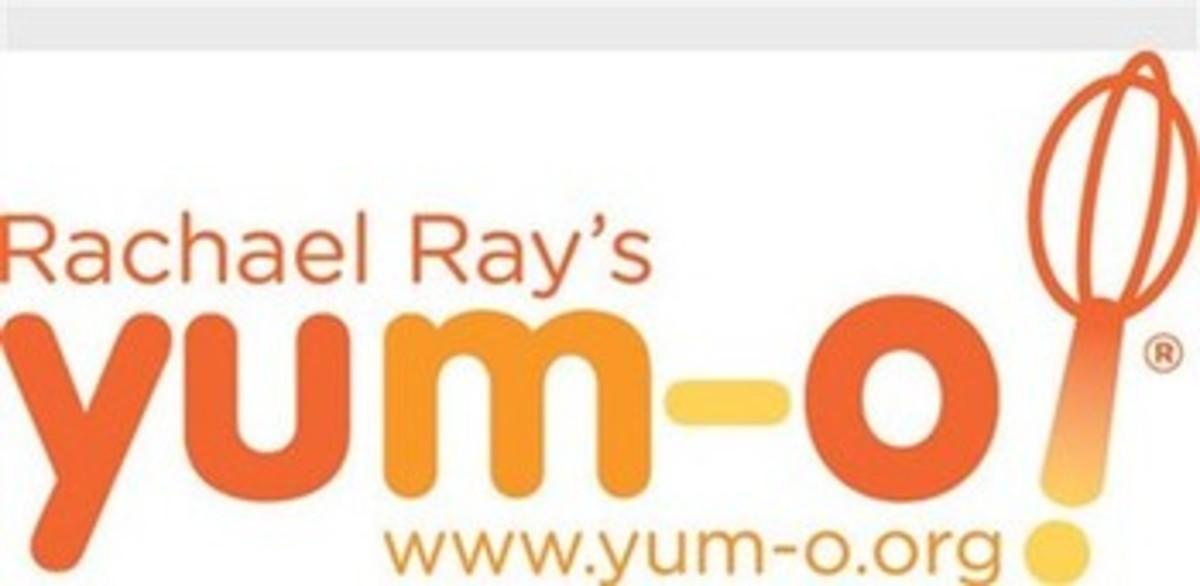 Rachael Ray YUM-O LOGO