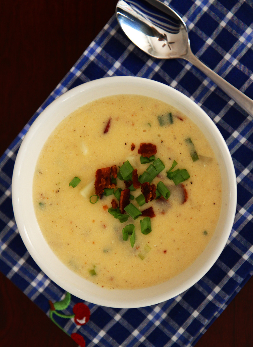 soup inspiration, check out our butternut squash apple soup and apple ...