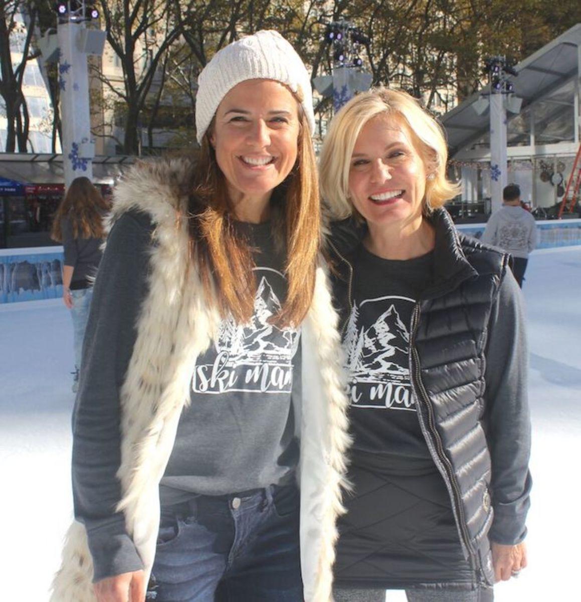 Ski Moms FUn