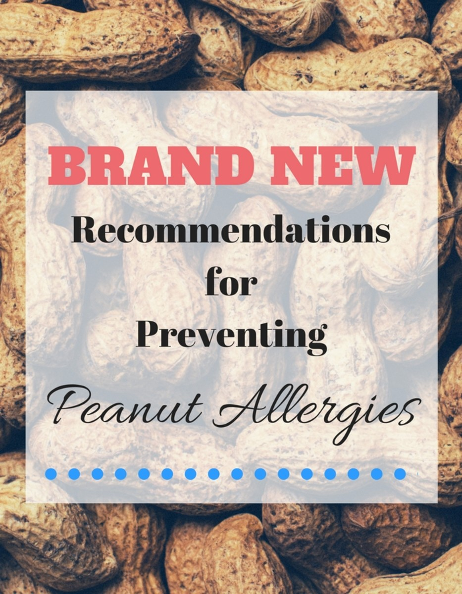 peanut allergy guidelines