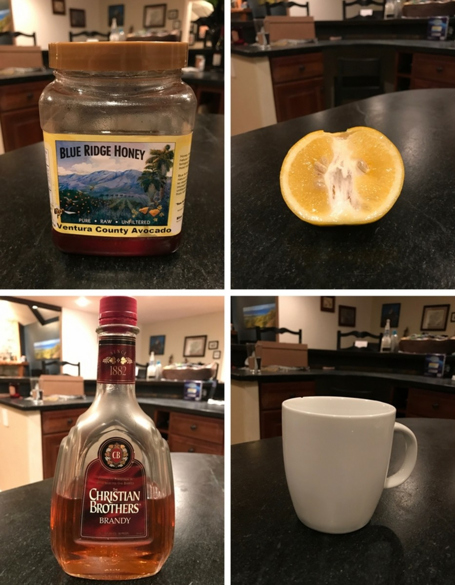 hot toddy ingredients
