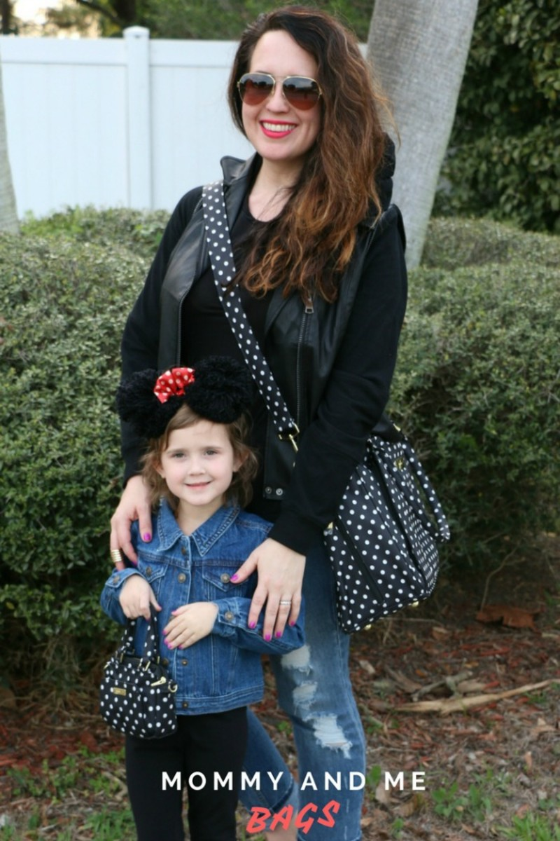 mommy and me diaper bags