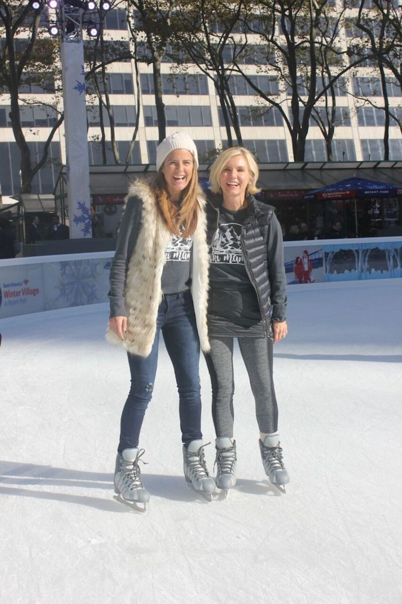 nyc skating rink