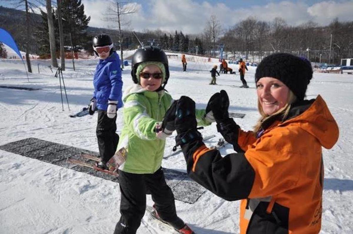 camelback ski lessons
