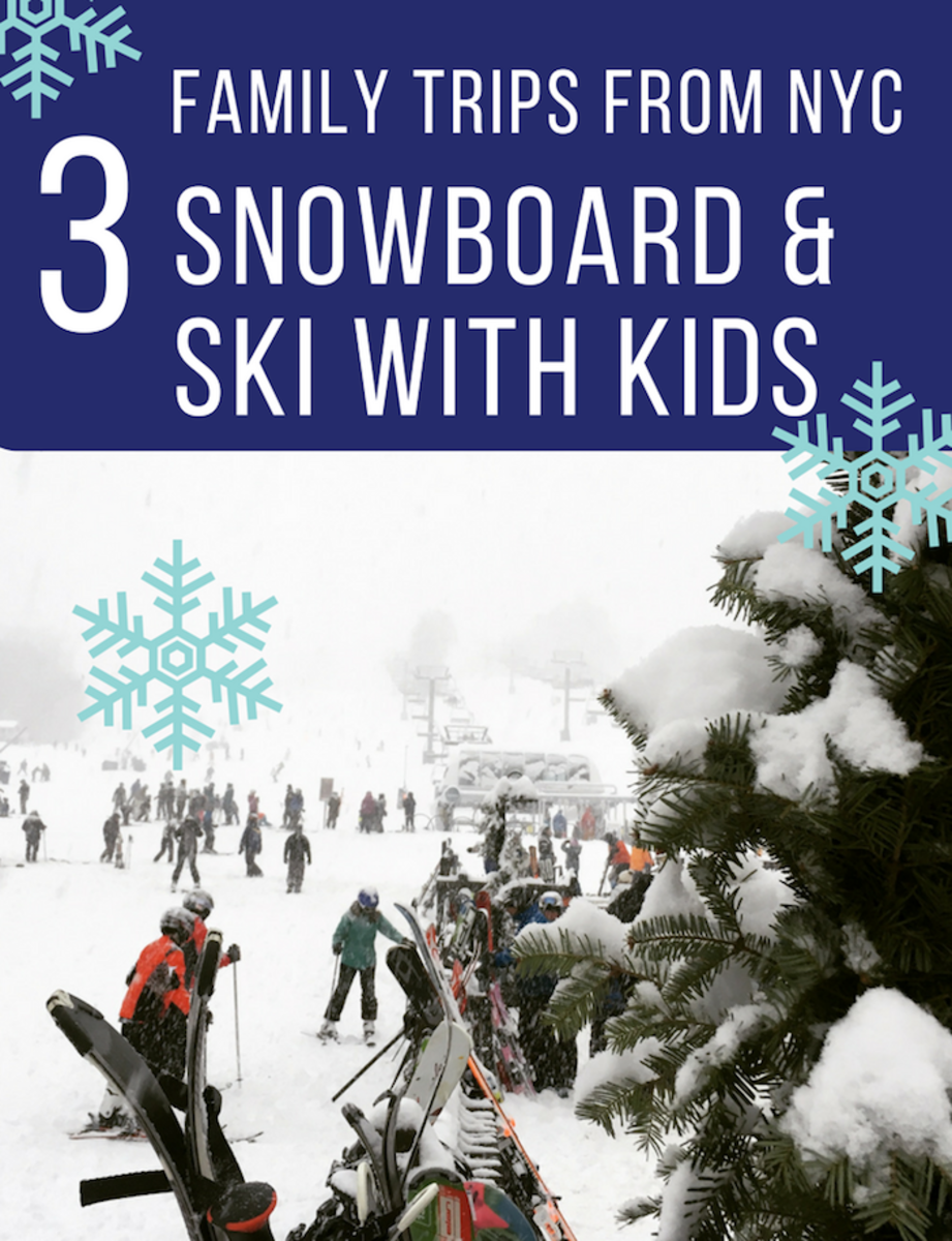 Where to Ski Near NYC