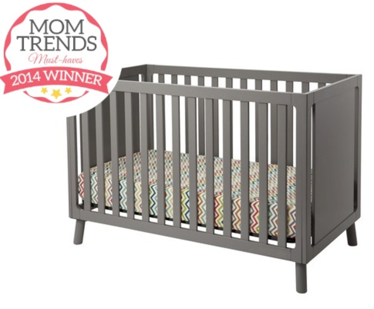 best affordable crib