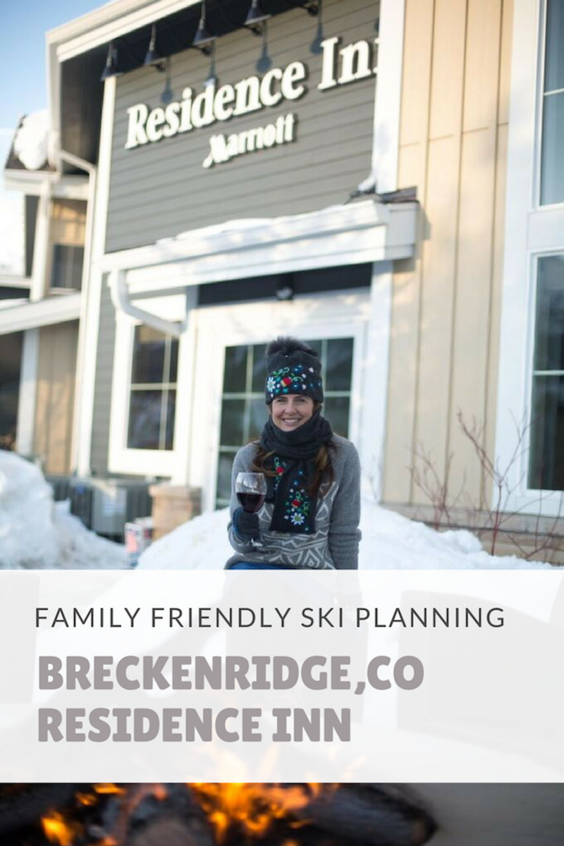 Residence Inn Review of Family Friendly Hotel in Breckenridge Colorado
