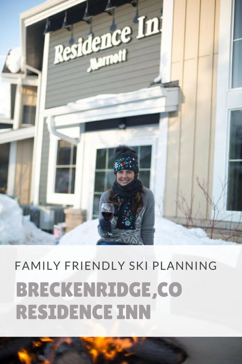 Residence Inn Review of Family Friendly Hotel in Breckenridge Colorado