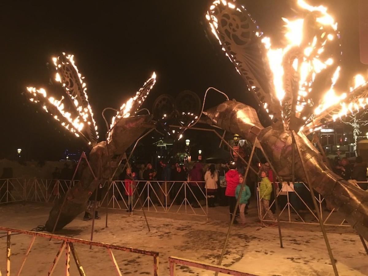 Fire Arts Festival Breckenridge Colorado