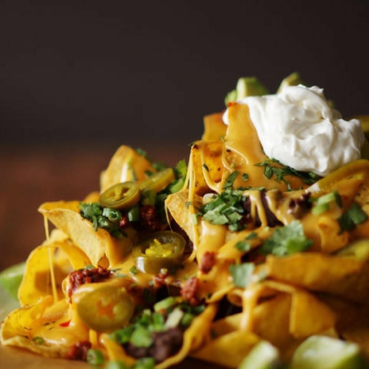 diy nachos