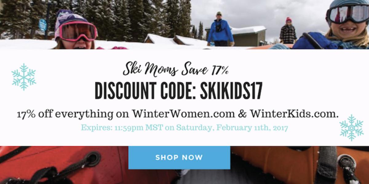 Ski moms coupon code