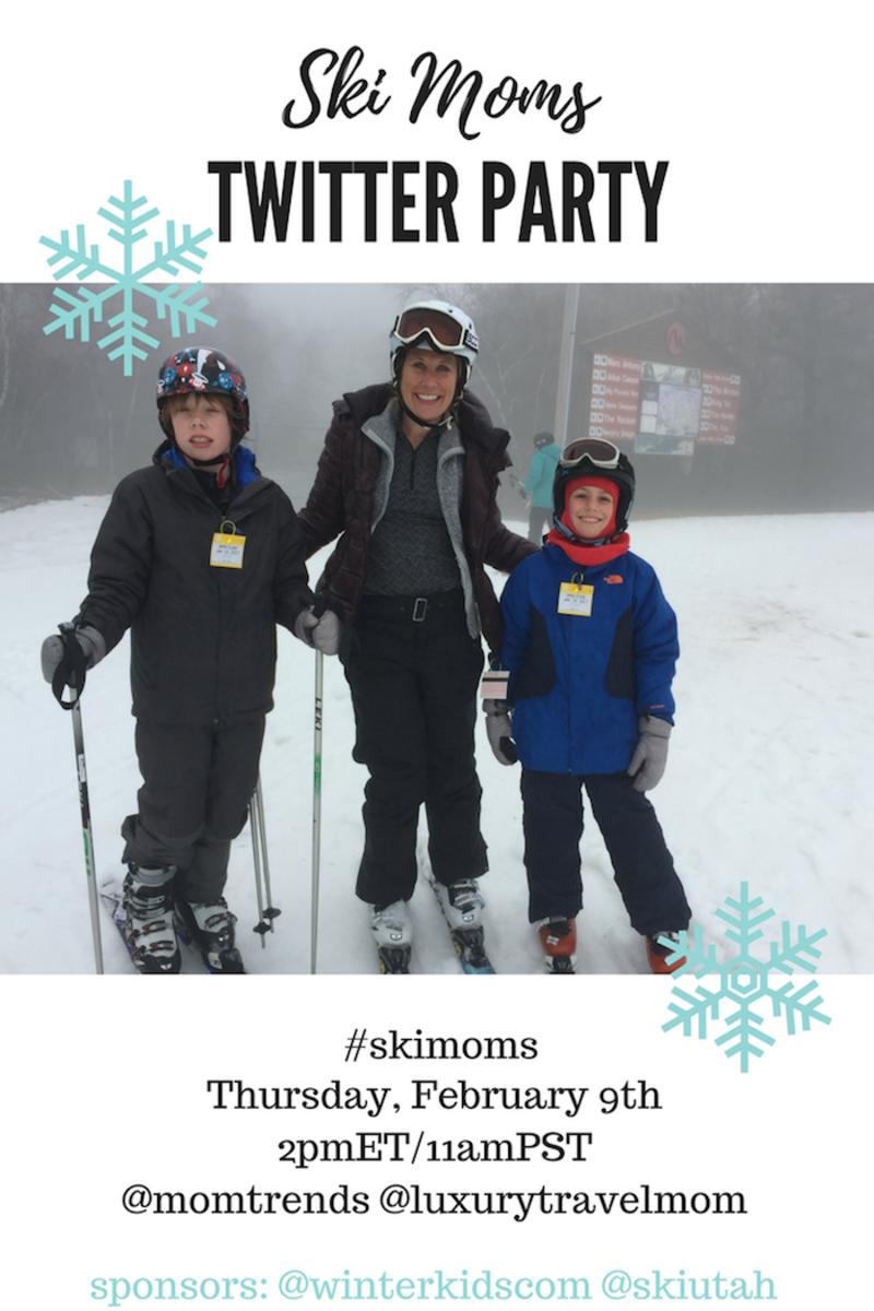 #skimoms twitter party 2:9