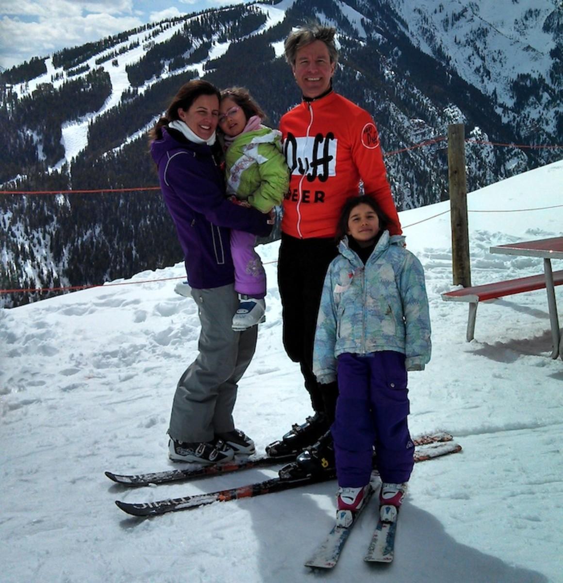 Colorado Ski Resorts for Families