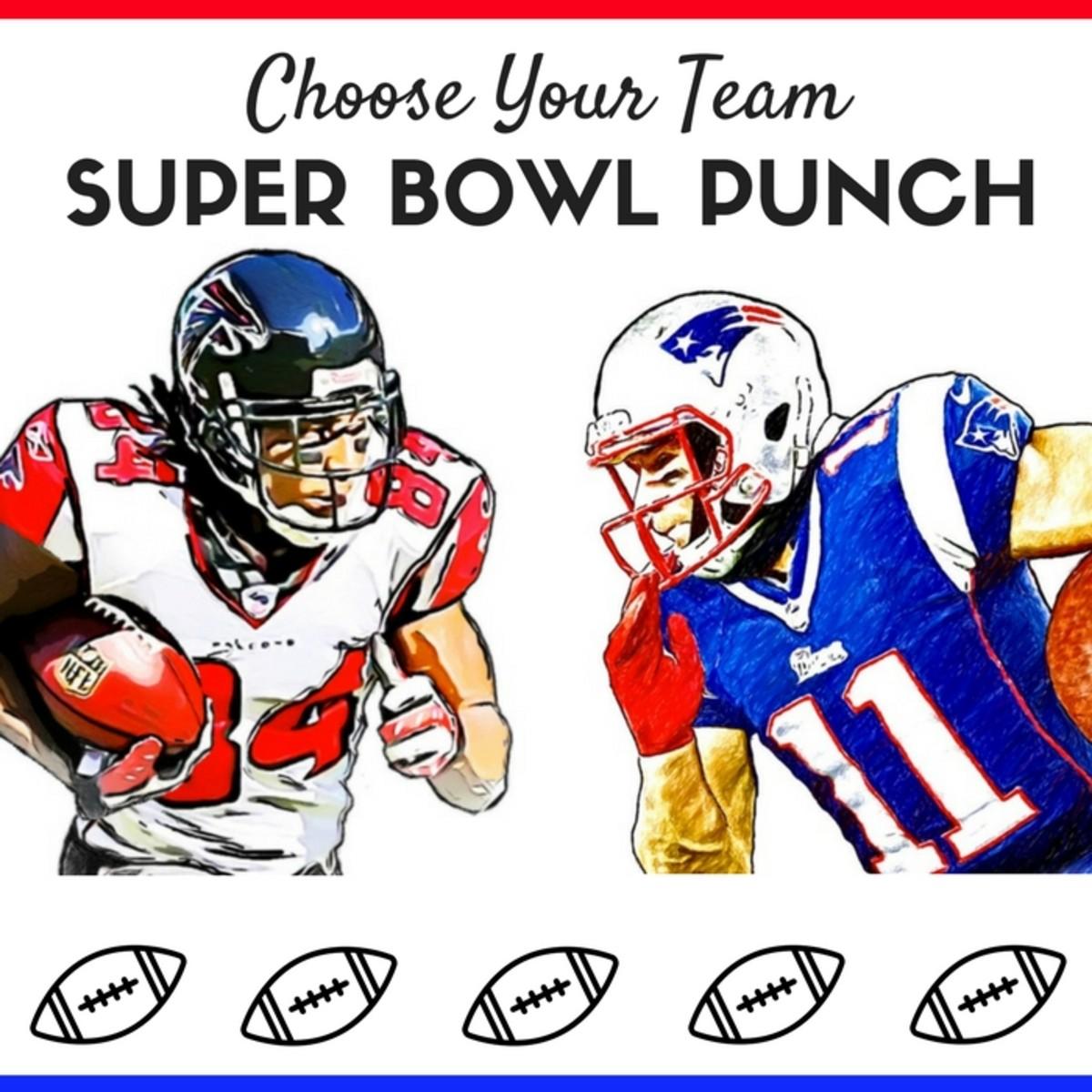 Super Bowl Punch