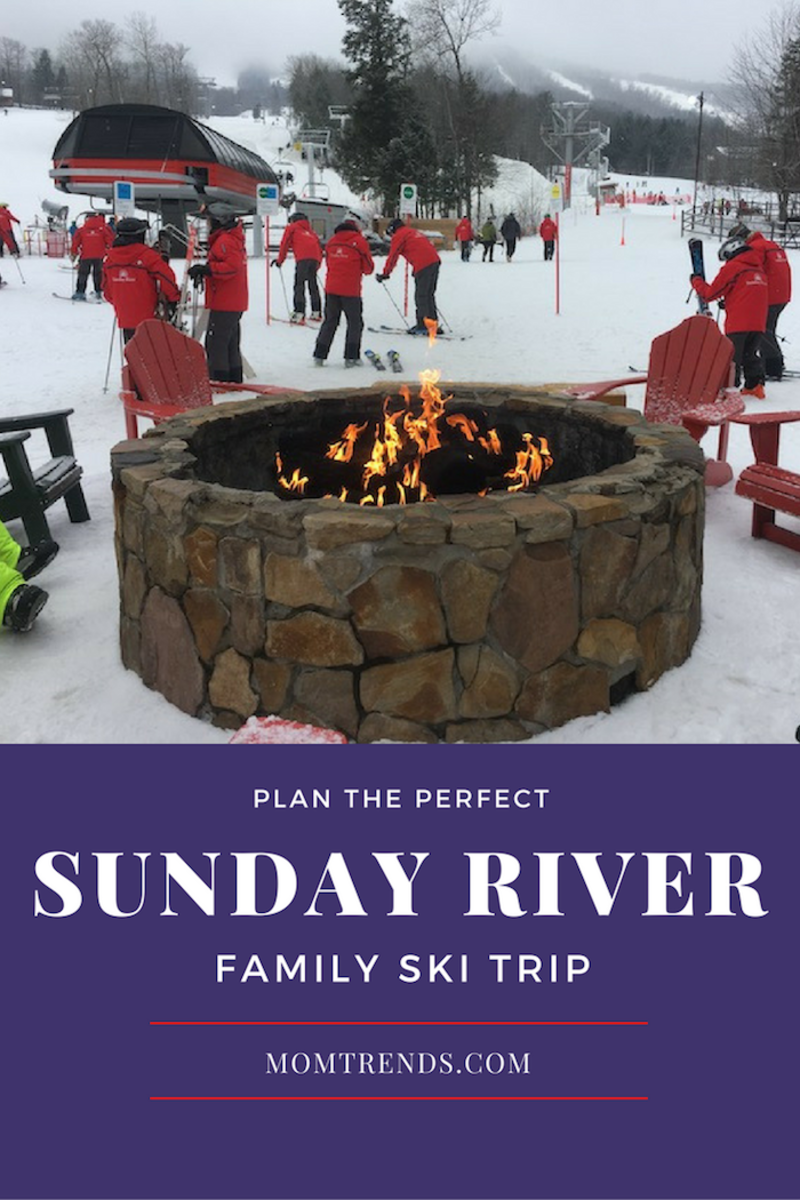 Sunday River Trip Planning