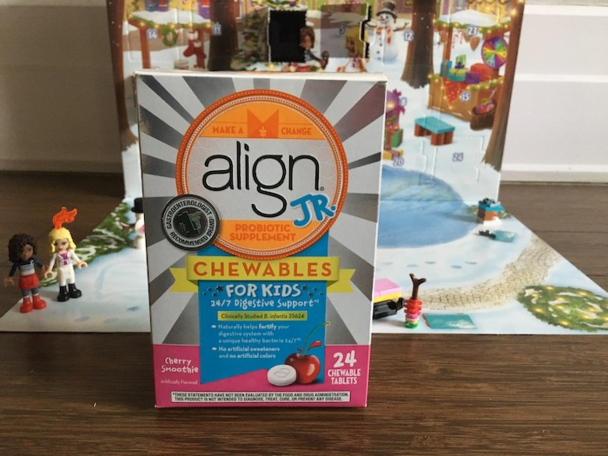 Align Junior Holiday Help
