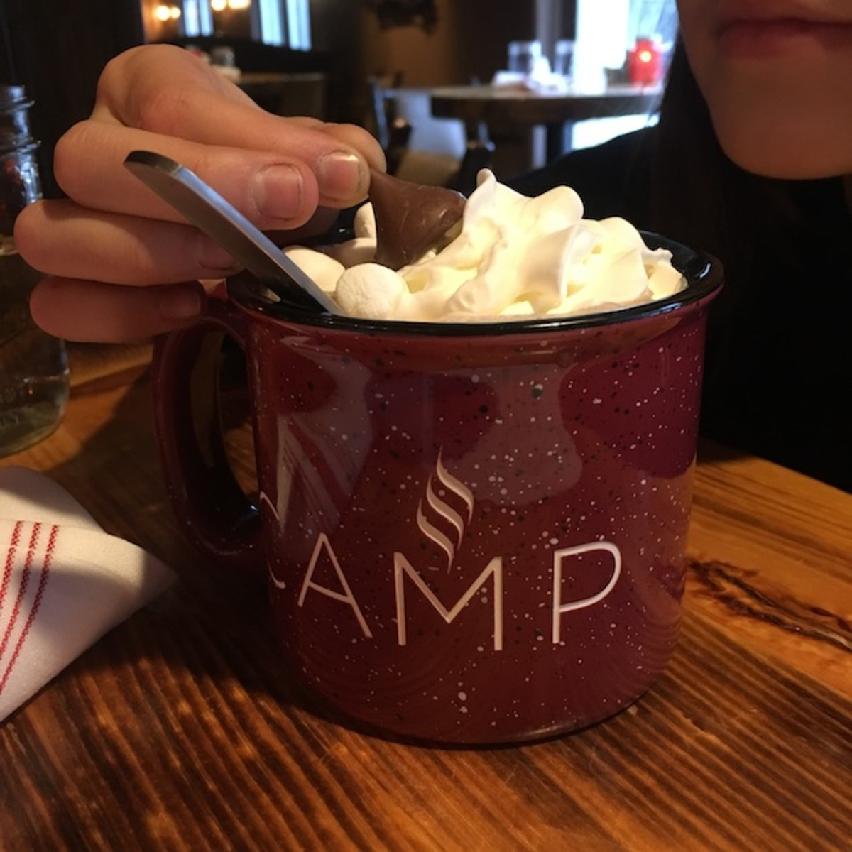 Camp cocoa