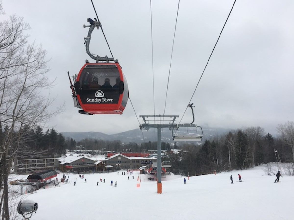 Plan a Sunday River Ski Vacation