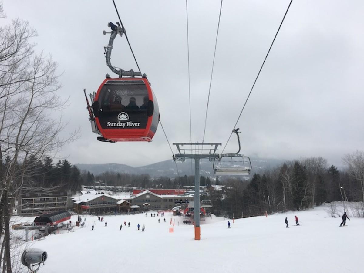 Plan a Sunday River Ski Vacation