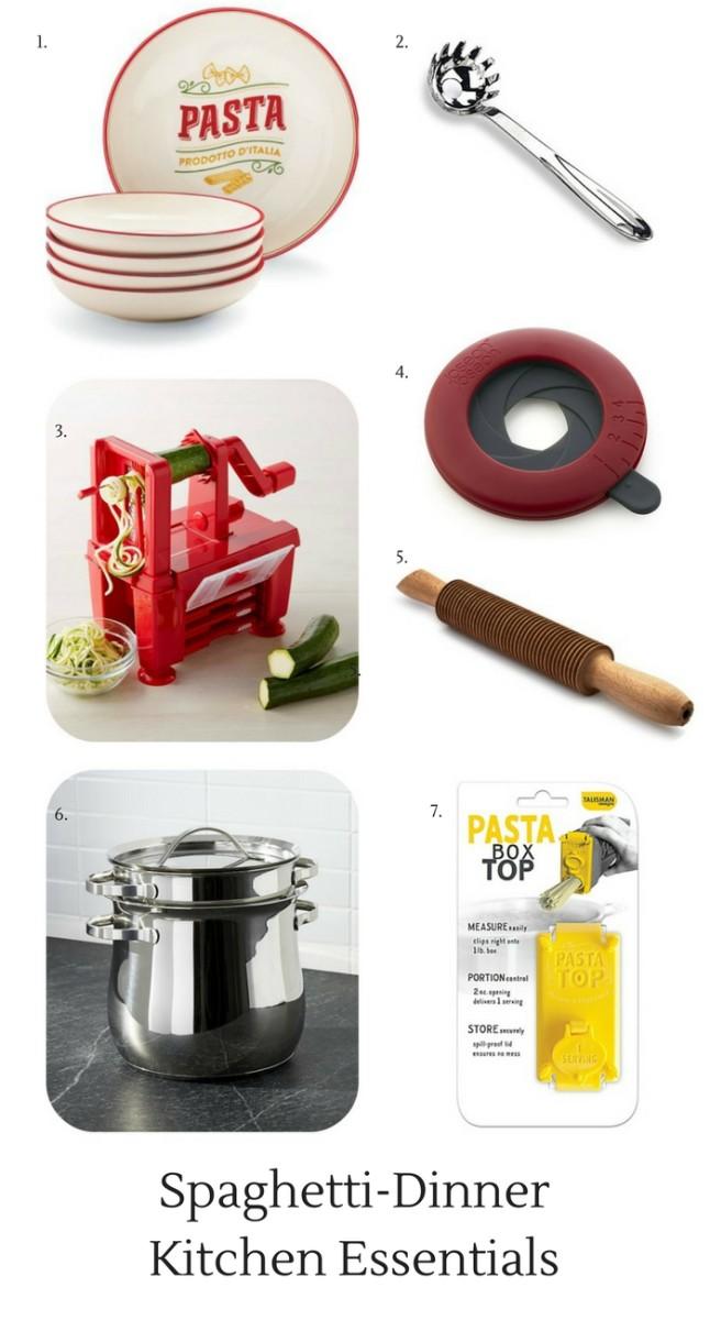 Spaghetti-Dinner Kitchen Essentials-2