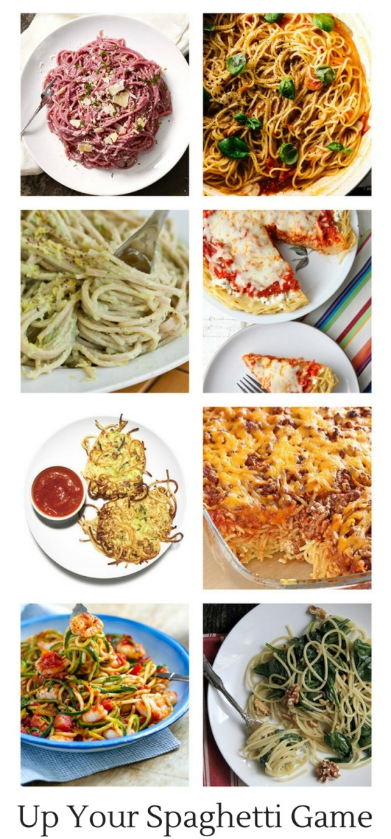 Up Your Spaghetti Game