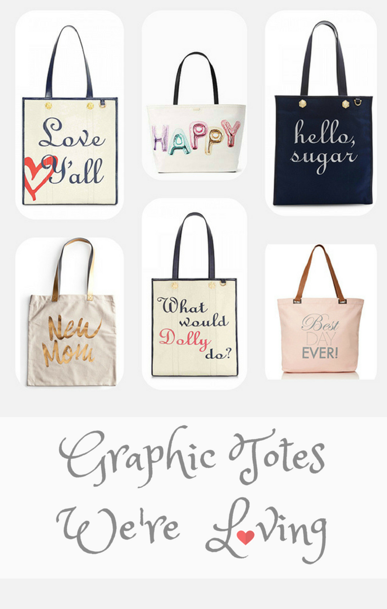 Graphic Totes We L-1