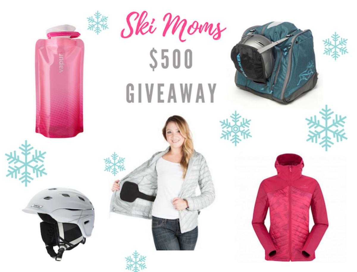 Snowtastic #Skimoms Giveaway