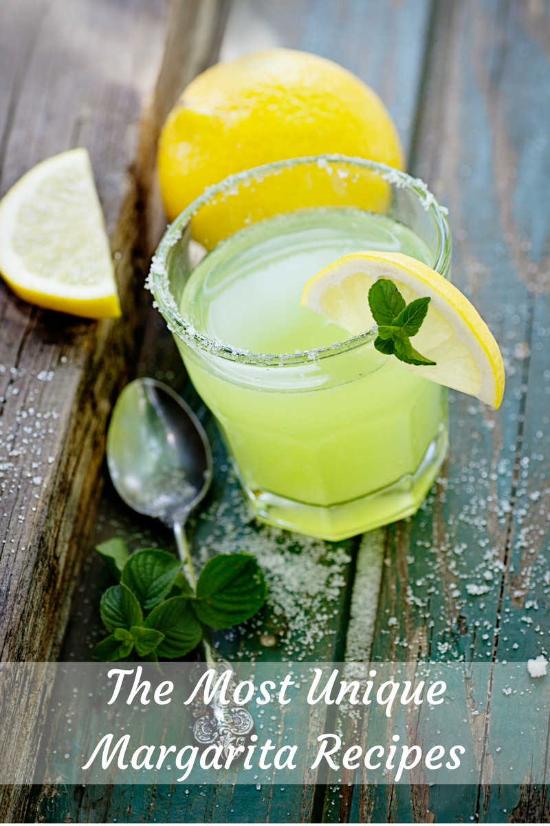 THE Most Interesting Margarita Recipes