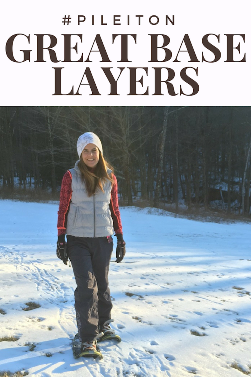 Winter is the time to focus on base layers to keep warm and protect your skin