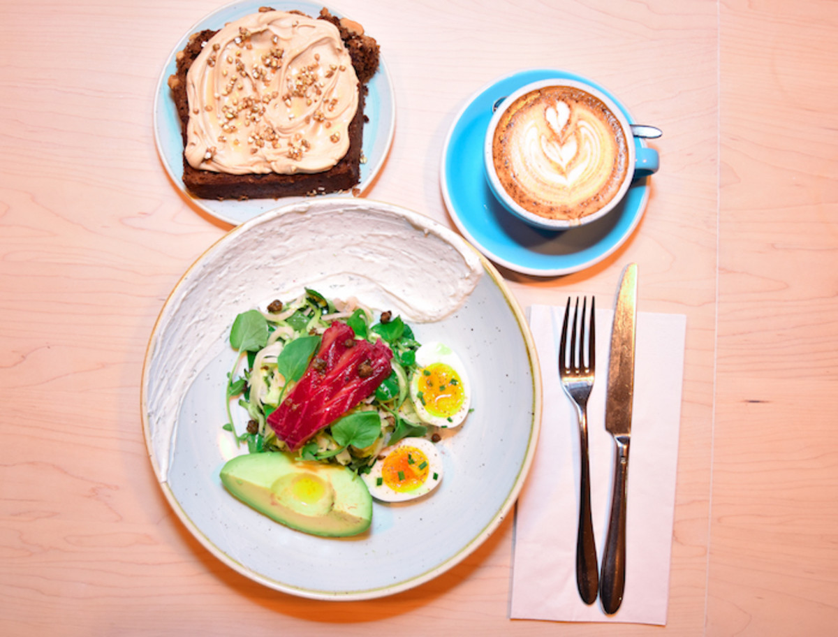 Brunch at Two Hands