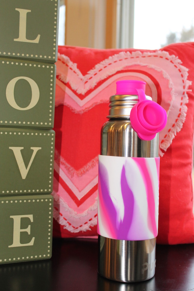 giveaway, valentine's day, gifts for valentine's day, valentine's day gifts , pure stainless, water bottle. no plastic water bottle, gifts for her