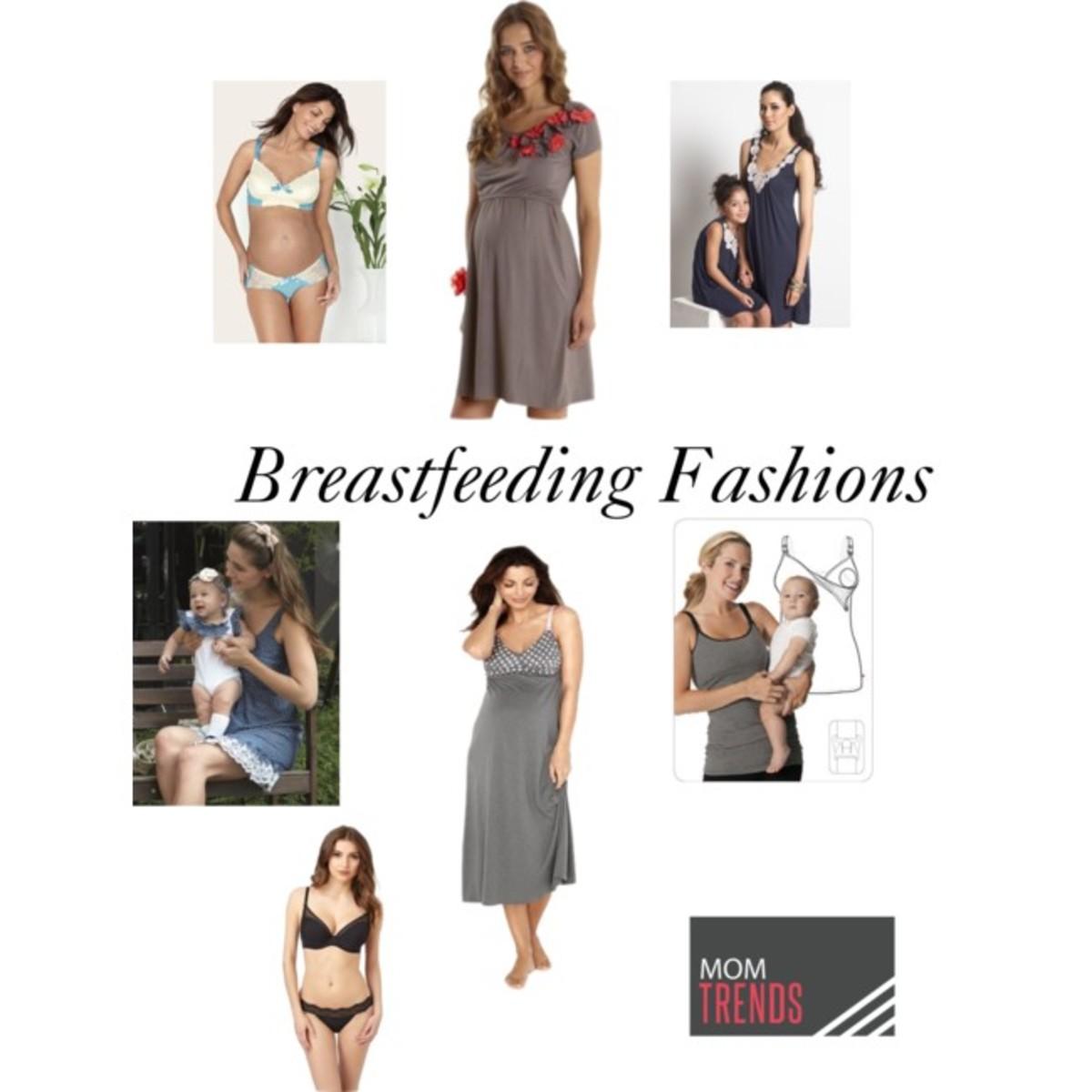 breastfeeding fashions