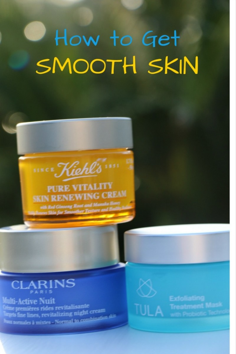 smoother skin