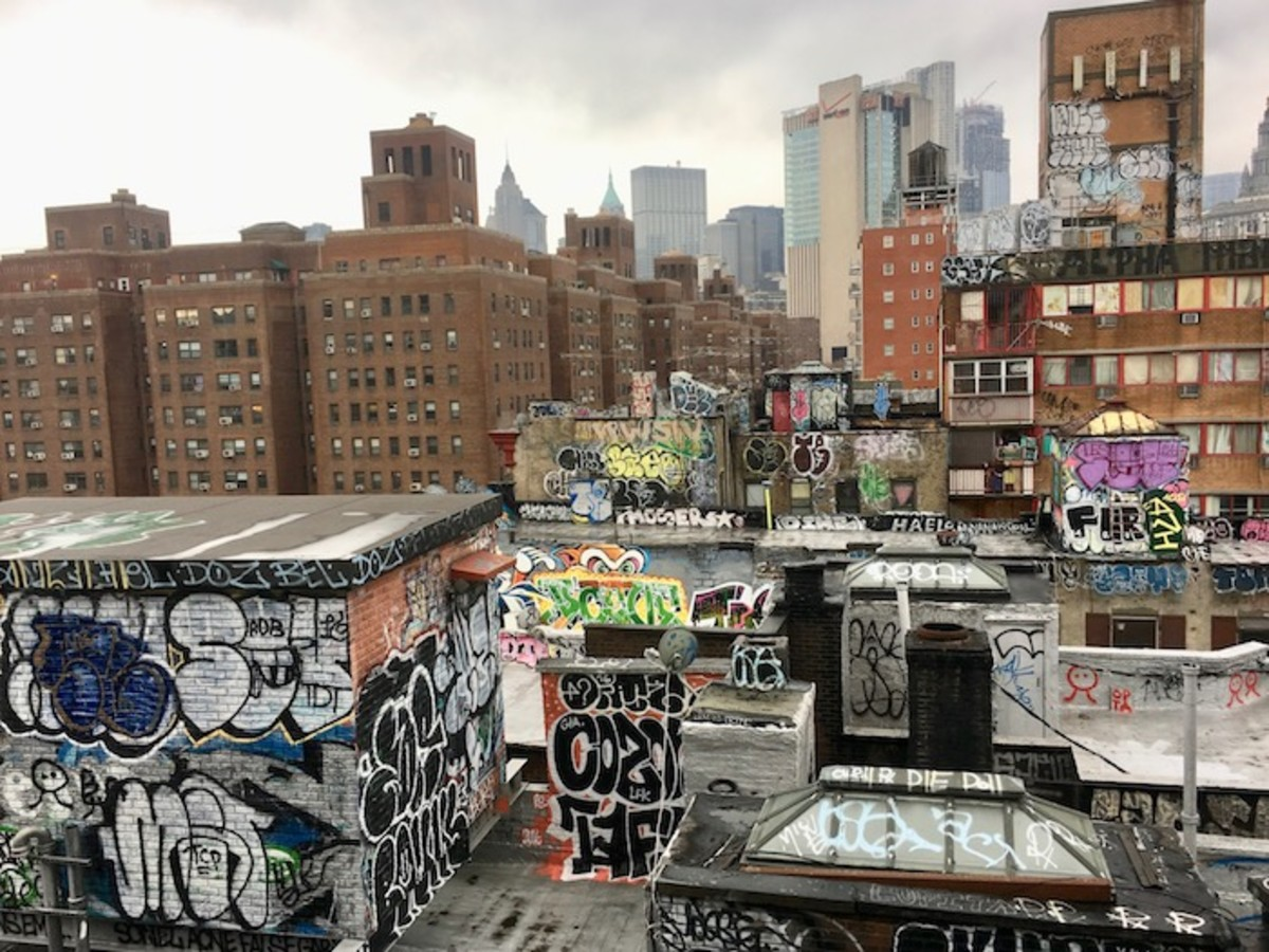 rooftops of chinatown