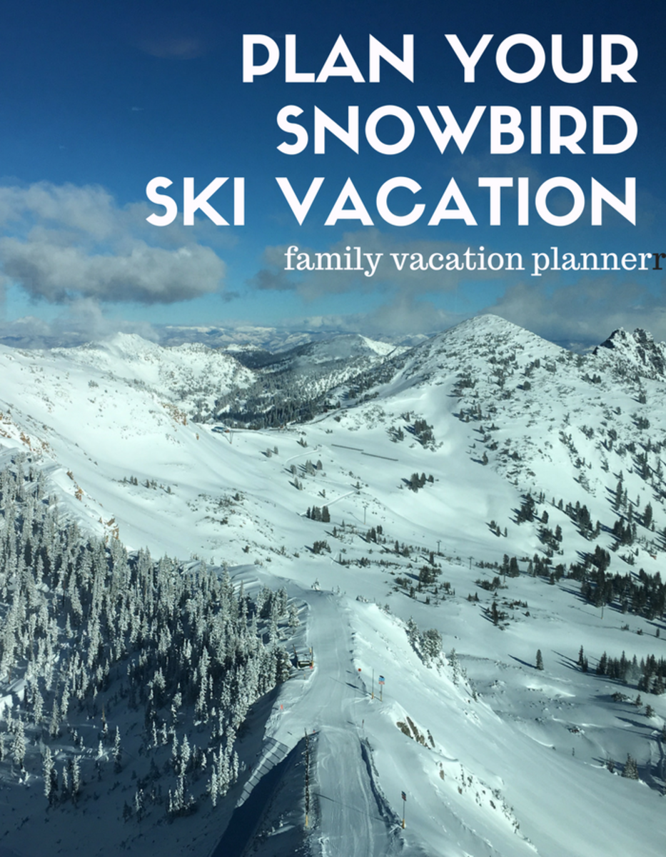 Snowbird Family Ski Vacation