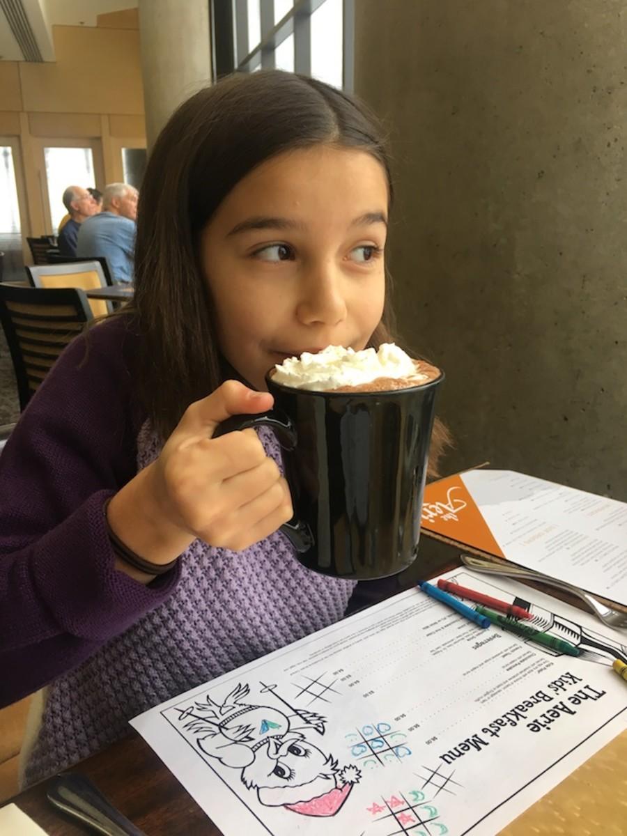 cocoa at snowbird