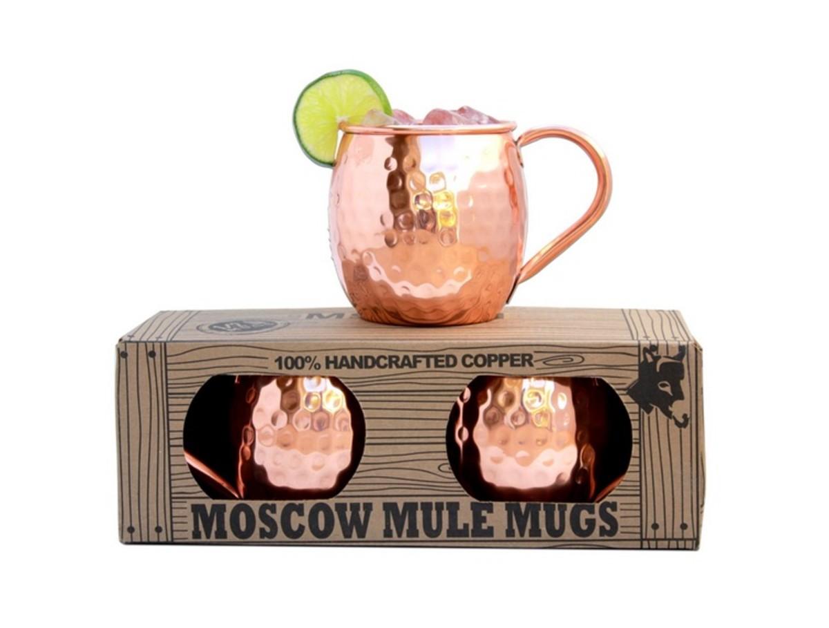 Mule mugs