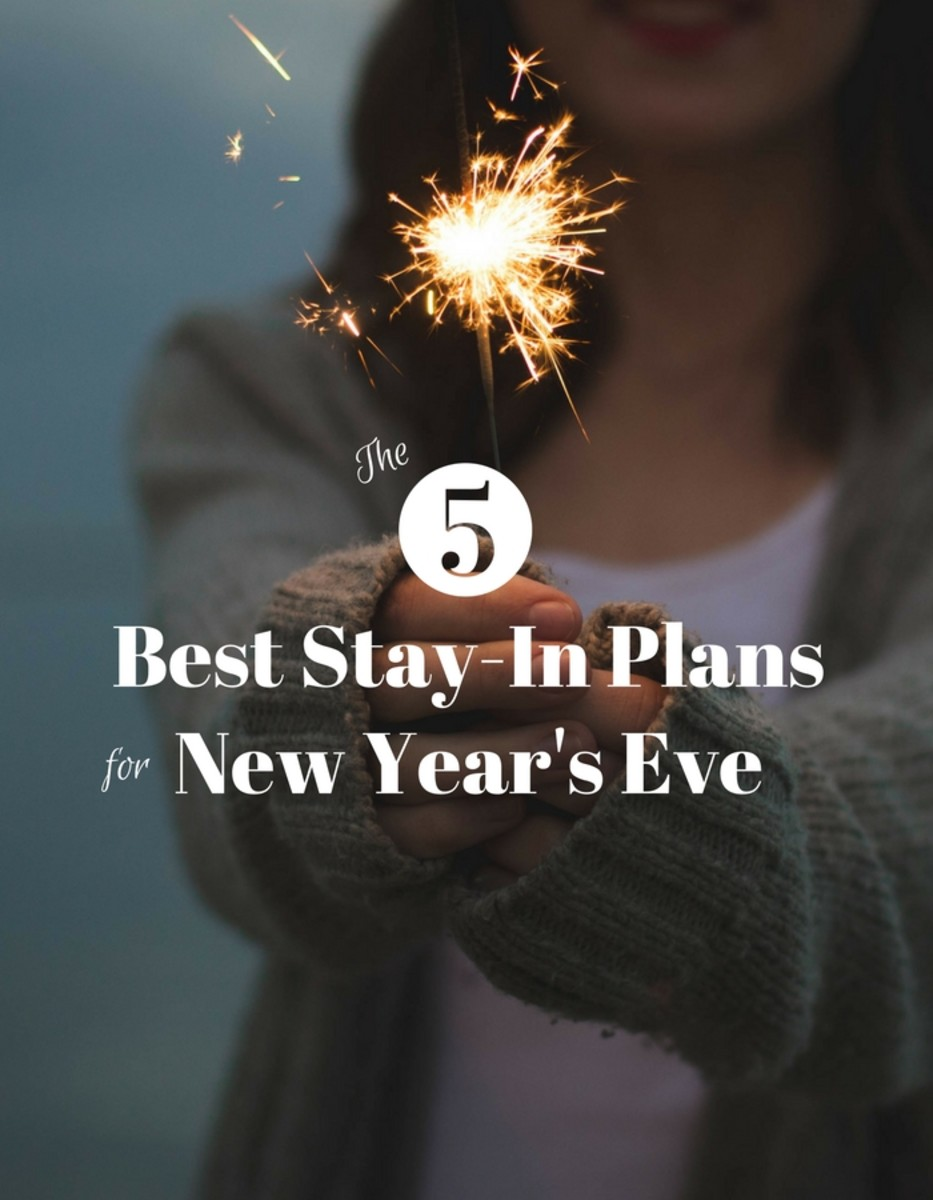 Stay-In New Year's Eve